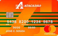Logo Atacadão Cartão Atacadão Internacional