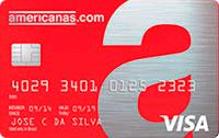 Logo Banco Cetelem Cartão Americanas.com Visa