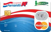 Logo Banco Cetelem Cartão Armarinhos fernando Mastercard