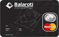 Logo Banco Cetelem Cartão Balaroti Mastercard