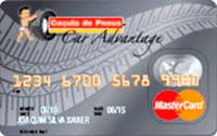Logo Banco Cetelem Cartão Caçula de Pneus Mastercard