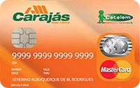 Logo Banco Cetelem Cartão Carajás Mastercard