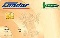 Logo Banco Cetelem Cartão Condor Visa