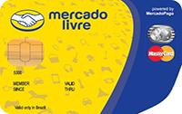 Logo Banco Cetelem Cartão Mercado Livre Mastercard