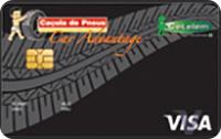 Logo Banco Cetelem Cartão Mercado Livre Visa