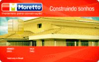 Logo Banco Cetelem Cartão Moretto Visa
