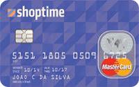 Logo Banco Cetelem Cartão Shoptime Mastercard