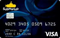 Logo Banco Cetelem Cartão Submarino Visa