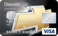 Logo Banco do Brasil Chevrolet Card