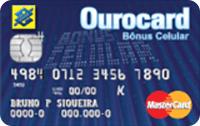 Logo Banco do Brasil Ourocard Bônus Celular