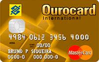 Logo Banco do Brasil Ourocard Gold Mastercard