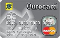 Logo Banco do Brasil Ourocard Platinum Mastercard