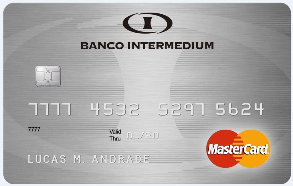 Logo Banco Inter  Cartão Banco Inter