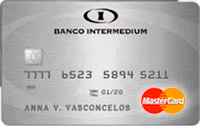 Logo Banco Inter Cartão Banco Inter Platinum