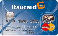 Logo Banco Itaú Cartão Básico Nacional Mastercard