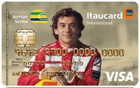 Logo Banco Itaú IAS Itaucard Internacional Visa