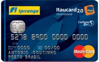 Logo Banco Itaú Ipiranga Flex 2.0 Internacional