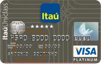 Logo Banco Itaú Itaú Uniclass Platinum Visa