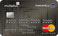 Logo Banco Itaú Multiplus Itaucard 2.0 Platinum