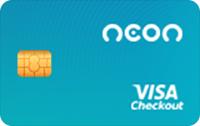 Logo Banco Neon Cartão de Crédito Virtual Neon