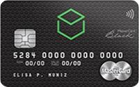 Logo Banco Original Cartão Black
