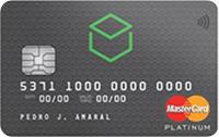 Logo Banco Original Cartão Platinum