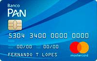 Logo Banco Pan Cartão Básico