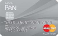 Logo Banco Pan Cartão Platinum Mastercard