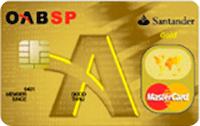 Logo Banco Santander Santander OAB-SP