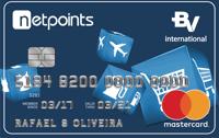 Logo Banco Votorantim Cartão NetPoints Internacional Mastercard