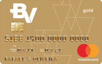 Logo Banco Votorantim Cartão BV Gold Mastercard