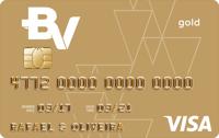 Logo Banco Votorantim Cartão BV Gold Visa
