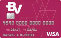 Logo Banco Votorantim Cartão BV Nacional Básico Visa