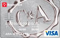 Logo C&A BradesCard C&A Internacional