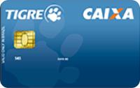 Logo Caixa Econômica Federal Caixa Tigre