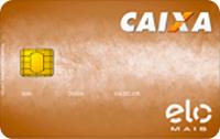 Logo Caixa Econômica Federal Cartão Caixa Elo Mais