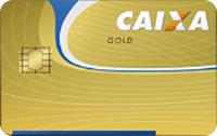 Logo Caixa Econômica Federal Cartão Caixa Gold Visa