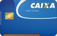 Logo Caixa Econômica Federal Cartão Caixa Nacional Mastercard