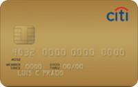 Logo Citibank Citi Clássico Gold Visa
