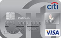 Logo Citibank Citi Clássico Platinum Visa