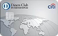 Logo Citibank Diners Club International
