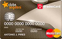 Logo Clube Angeloni BradesCard Clube Angeloni Internacional Mastercard