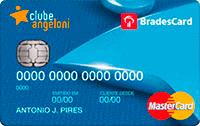 Logo Clube Angeloni BradesCard Clube Angeloni Nacional Mastercard