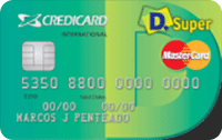 Logo Credicard Credicard D.Super International