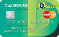 Logo Credicard Credicard D.Super Local