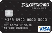 Logo Credicard Credicard Exclusive Gold Visa