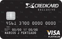 Logo Credicard Credicard Exclusive Platinum Visa