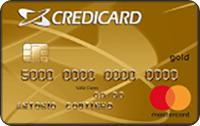 Logo Credicard Credicard Gold Mastercard