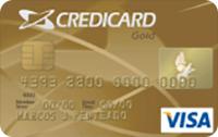 Logo Credicard Credicard Gold Visa