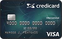 Logo Credicard Credicard Internacional Visa